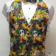 mardi gras vest mardi gras jazz vest and bow tie rental mardi gras