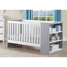Gray Convertible Cribs by Amazon Com Baby Relax Ayla 2 In 1 Convertible Crib With Storage
