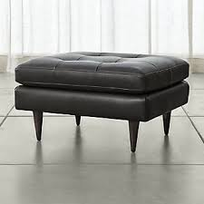 Footstools Ottomans by Footstools Crate And Barrel