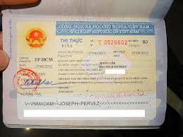 evisa fee for vietnam application form vietnam immigration visa