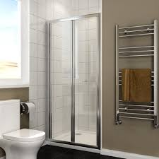bi fold shower doors