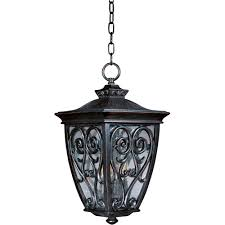 Outdoor Hanging Patio Lights by Outdoor Pendants Outdoor Ceiling Lighting Outdoor Lighting