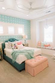 40 beautiful teenage girls u0027 bedroom designs turquoise pattern