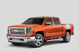 Chevy Silverado Truck Bed Liners - gm debuts the 2015 chevrolet silverado university of texas edition