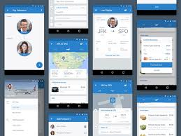 android app design material design inspiration android apps using material design