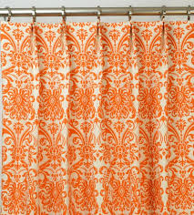 Orange And White Curtains Names Of Shades Of Orange Orange Colored Decorations For Kitchen