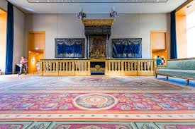 chambre napoleon 3 chambre à coucher du napoléon iii au musée de louvre image stock