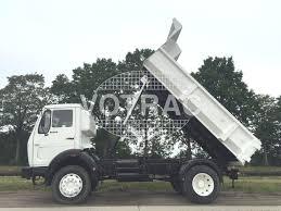 mercedes 1017 4x4 dumptruck votrac
