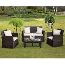 conversation patio furniture sets foter