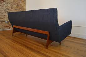 Danish Mid Century Modern Sofa by Seating Tagged