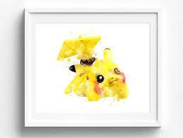 3 00 pikachu print pikachu party pikachu birthday pikachu