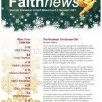 download your free christmas newsletter templates here in free