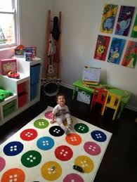 my kids bright and cheery playroom love the ikea toy storage and
