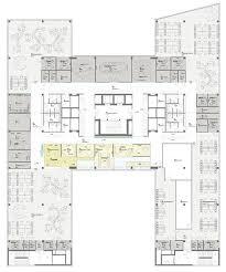 Futuristic Floor Plans Vienna Microsoft Headquarters By Innocad Architektur Caandesign