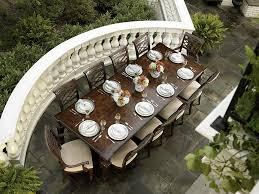 fine furniture design louis dining table