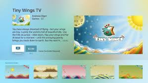 tiny wings launches on apple tv for 2 99 mac rumors