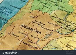Ancient World Map by Ancient World Map Argentina Stock Photo 85548910 Shutterstock