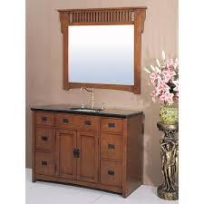 Granite Top Bathroom Vanity by 48 Bathroom Vanity With Granite Top Bathroom Vanity Countertop