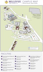 University Of Miami Map Accredited Flexible Degree Programs Bellevue University