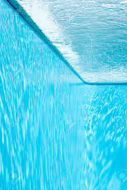 Inside Swimming Pool View From Inside Of Swimming Pool Stock Photo Picture And