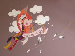 fresque murale chambre fresque murale chambre d enfants popote créativ création