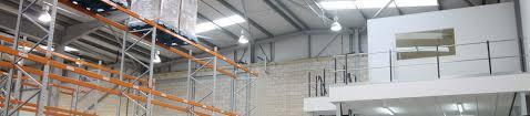 mezzanine floors flooring installation mezzanines uk
