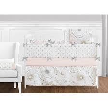Beige Crib Bedding Set Sweet Jojo Designs Celestial 9 Crib Bedding Set Pokkadots