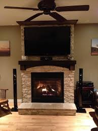 wonderful best 20 tv over fireplace ideas on above pertaining to mounting a por jpg