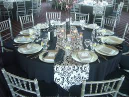 Wedding Reception Table Settings Decoration Ideas Fair Picture Of Wedding Reception Table