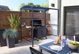 cuisine exterieure castorama cuisine d extérieur des cuisines d été qui donnent envie côté maison