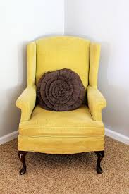 Grey Yellow Chair Vintage Velvet Mustard Yellow Wingback Chair Forget Photography