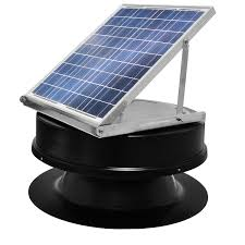american made solar powered attic fans u0026 solar lighting