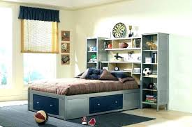 twin xl bookcase headboard bed headboard bookcase headboards with shelves twin bed headboard