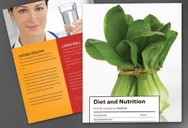 nutrition brochure template flyer template for health and nutrition order custom flyer design