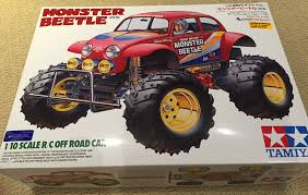 1979 bigfoot monster truck tamiya monster beetle 1986 r c toy memories