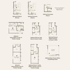 Pulte Floor Plans Estrella By Pulte Homes Summerlin Las Vegas Nv