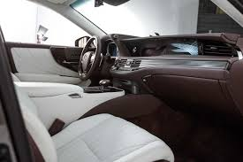 lexus lx interior 2017 2018 lexus ls first look automobile magazine
