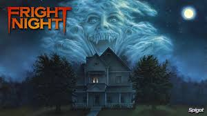 fright night comedy horror dark movie film halloween vampire