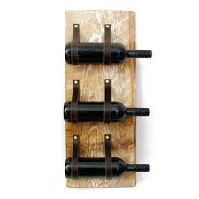 shop wine bottle wall rack on wanelo