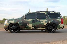 painting a car with military paint