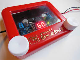 etch a sketch power supply 8 steps with pictures