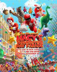 2015 macy s thanksgiving day parade kicking the