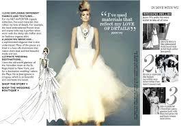 wu bridal modern designer jason wu launches bridal line for net a porter