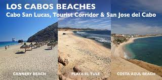Map Of Cabo Mexico by Beaches Of Cabo San Lucas Los Cabos Beach Directory