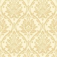cream wallpaper floral damask u0026 striped at homebase co uk