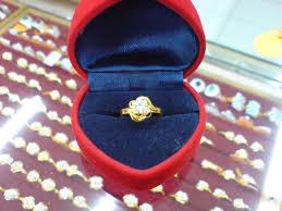 cincin online zamrud online cincin emas wanita cp06 rm240