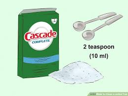 How To Clean A Bathtub Naturally 3 Ways To Clean A Jetted Tub Wikihow