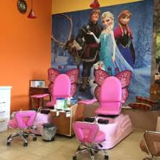 Nail Salon With Kid Chairs La Belle Nails Nail Salons 840 Gulley Dr Clayton Nc Phone