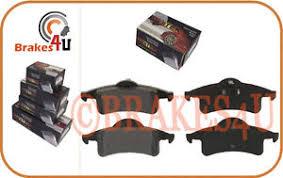 jeep grand rear brakes d791 rear brake pads fits 99 04 jeep grand ebay