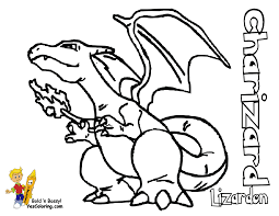 pokemon charizard coloring pages printable images pokemon images